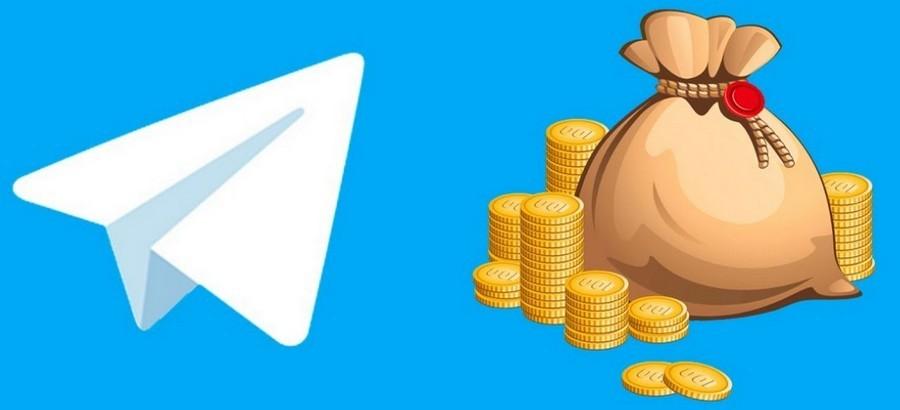 Сколько можно заработать на Телеграмм