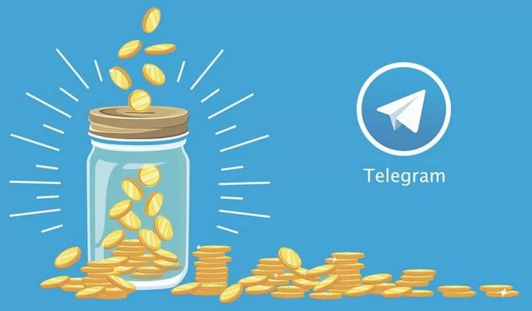 Способы заработка в Telegram