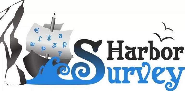 Survey Harbor - бухта опросов для заработка