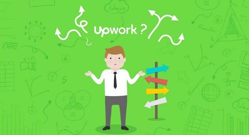 Как заработать на бирже фриланса Upwork