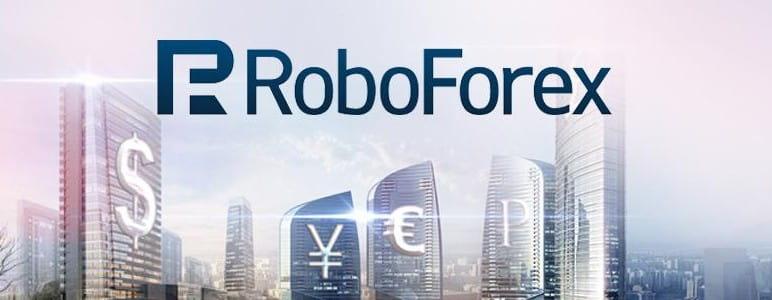 Начать торговлю в брокере Roboforex