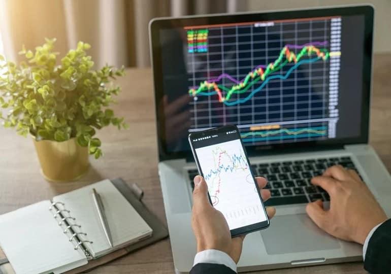 Торговля акциями на Webmoney