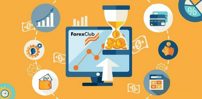 Forex Club - популярный форекс брокер