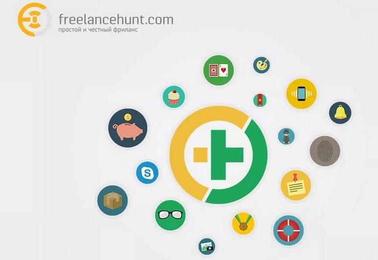 Плюсы работы в фриланс бирже Freelancehunt