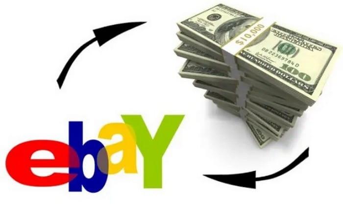 Заработать денег на Ebay
