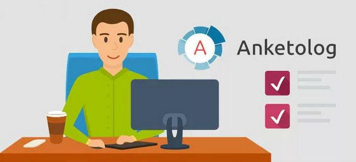 Зарабатывать на сайте опросов Anketolog ru
