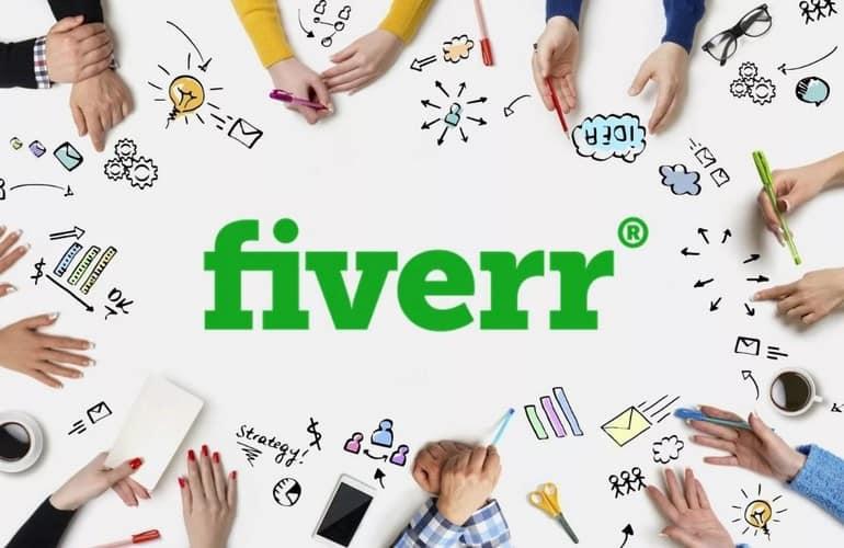 Fiverr - зарубежная биржа фриланса