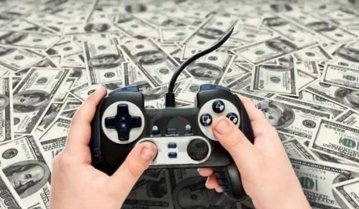 Заработок на компьютерных играх