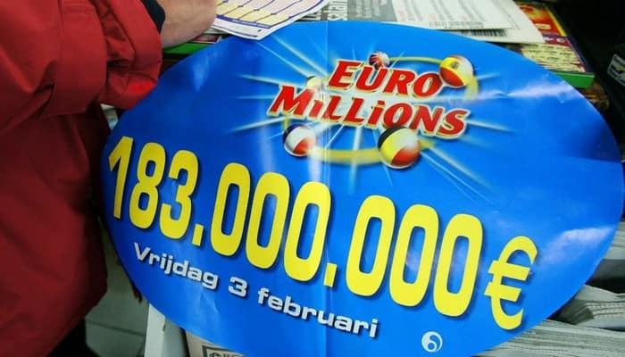 Самые большие выигрыши в истории лотерей
