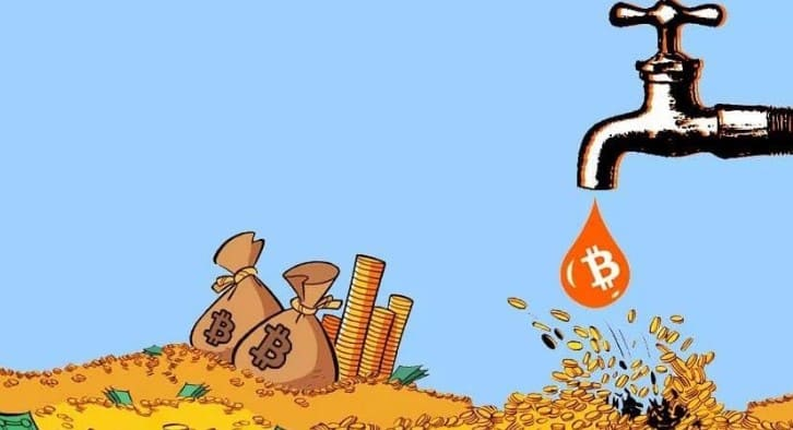 Заработок на биткоин кранах