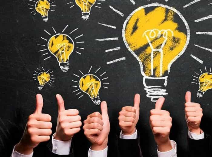 Работа по генерированию идей