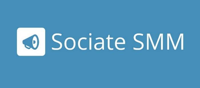 Продвижение и реклама в социальных сетях через Sociate